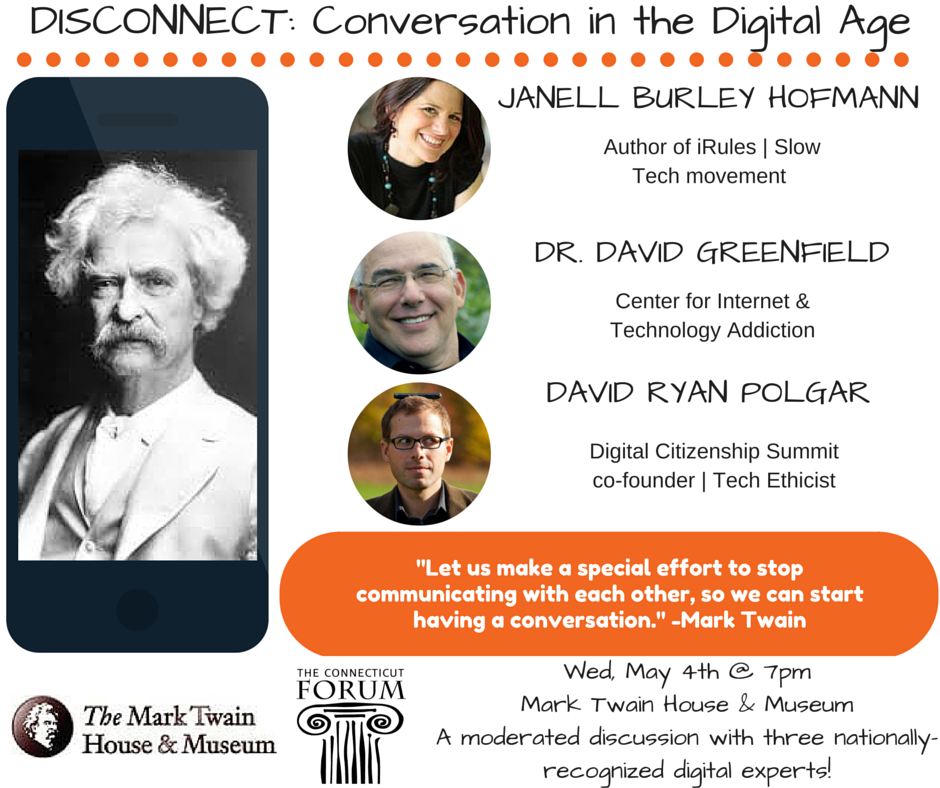 Disconnect Twain Event (1)